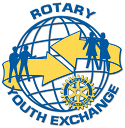 Image result for rotary youth exchange logo